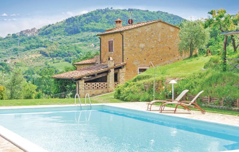 Bozzanino 1156505,Casa  con piscina privada en Casciana Terme Pi, en Toscana, Italia para 10 personas...