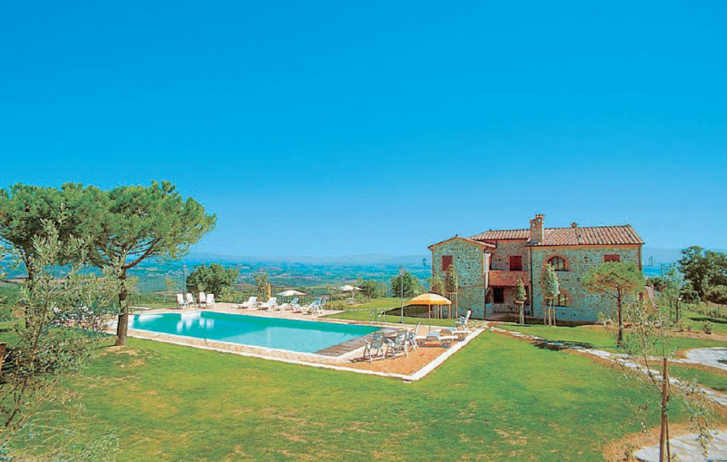 Teodoro 2 1156507,Apartamento en Torrita Di Siena Si, en Toscana, Italia  con piscina privada para 4 personas...