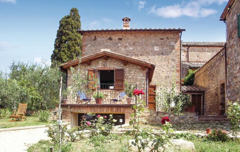 Pievina 1156573,Casa en Monteroni D´arbia Si, en Toscana, Italia para 5 personas...