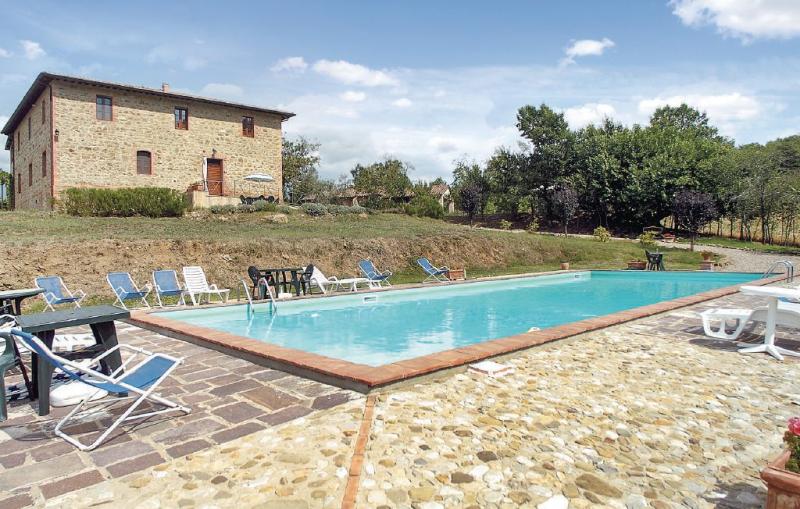 La spizzica 2 1156794,Apartamento en S.vito In Monte Tr, Umbria, Italia  con piscina privada para 6 personas...