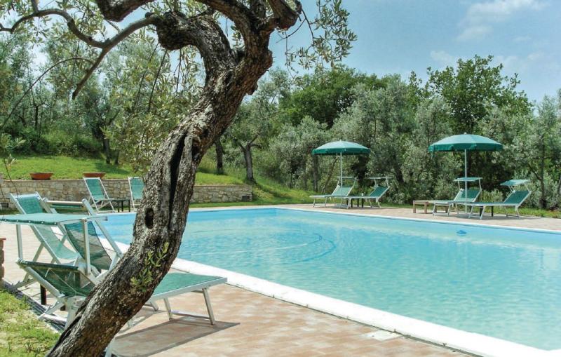 S 3 1157080,Apartamento  con piscina privada en Tavarnelle V.p. Fi, en Toscana, Italia para 5 personas...