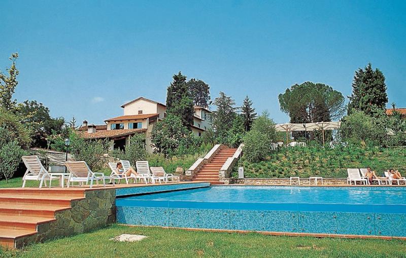 Riccio p2  il pozzo 1157105,Apartamento  con piscina privada en Impruneta Fi, en Toscana, Italia para 5 personas...