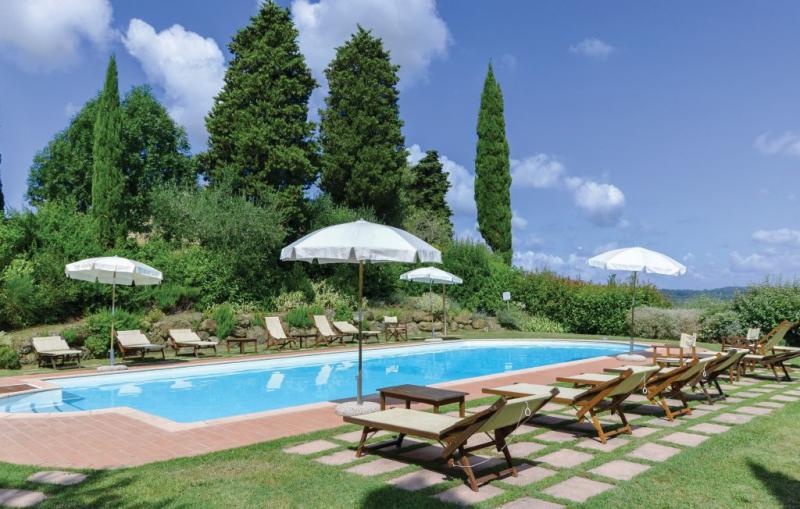 Sognatore 1 1157189,Apartamento en Montaione Fi, en Toscana, Italia  con piscina privada para 4 personas...
