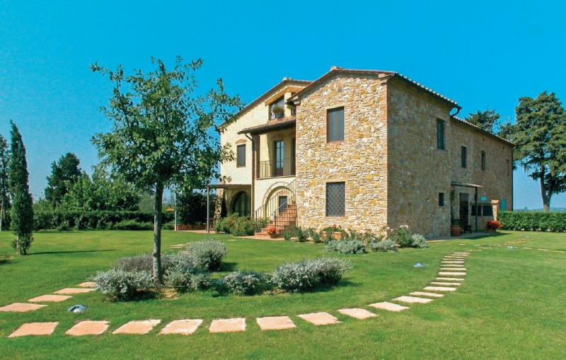 Sognatore 2 1157194,Apartamento  con piscina privada en Montaione Fi, en Toscana, Italia para 4 personas...