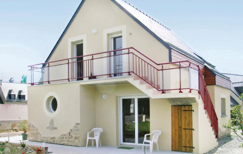 1157324,Apartamento en St Cast Le Guildo, Brittany, Francia para 4 personas...