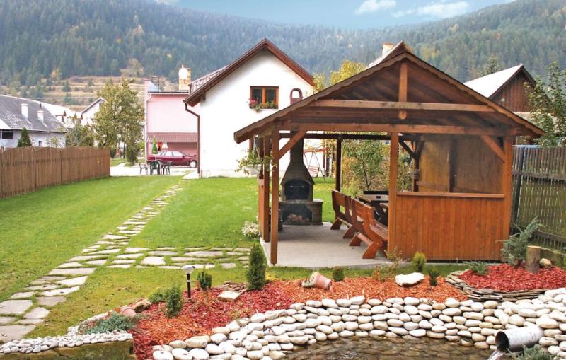 1157337,Casa  con piscina privada en Podbiel, Tatra Mountains, Eslovaquia para 10 personas...