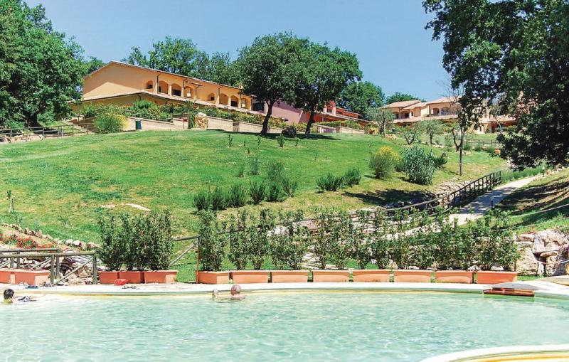 Anticheterme  trilocale 1157457,Apartamento en Filetta-Sorano Gr, en Toscana, Italia  con piscina privada para 6 personas...