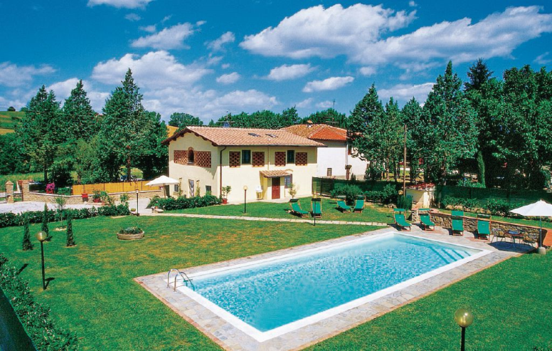 Palazzo vecchio 1157616,Casa  con piscina privada en Borgo San Lorenzo Fi, en Toscana, Italia para 12 personas...