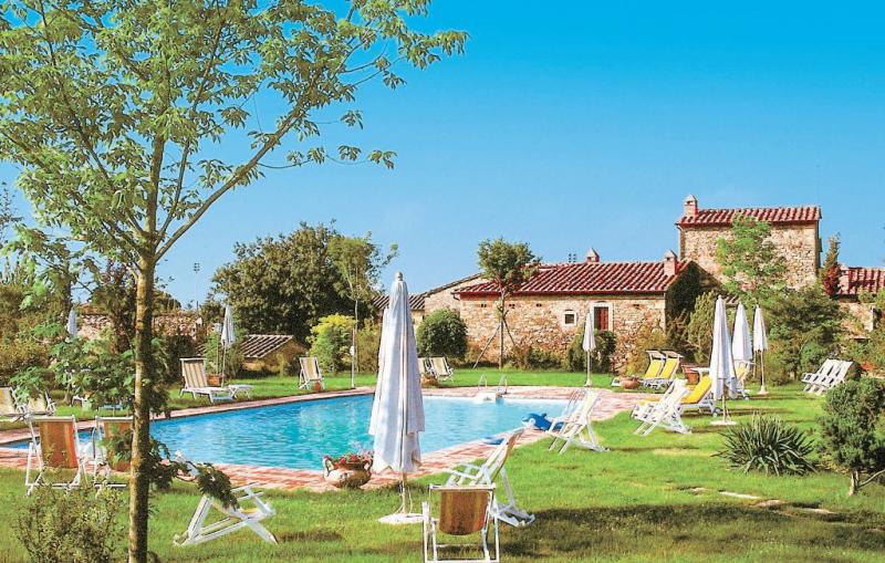 Cegliolo 9 1157749,Apartamento en Cortona, en Toscana, Italia  con piscina privada para 2 personas...