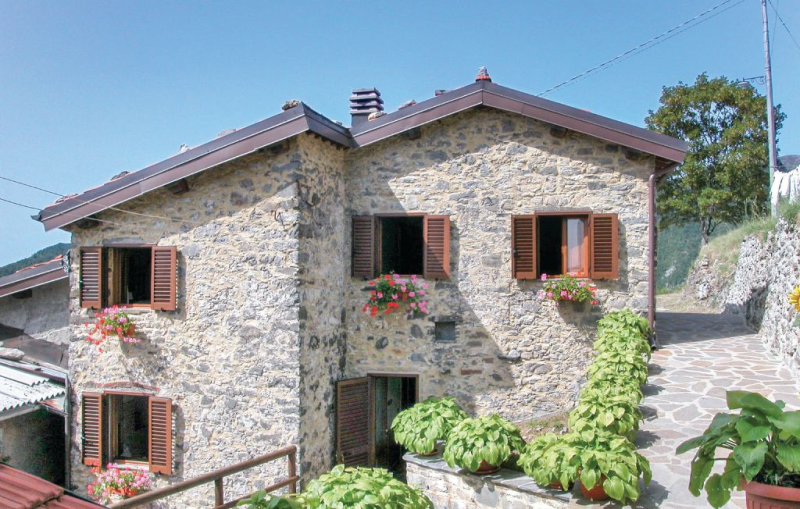 Campanella 1157867,Vivienda de vacaciones  con piscina privada en Palagnana Lu, en Toscana, Italia para 8 personas...