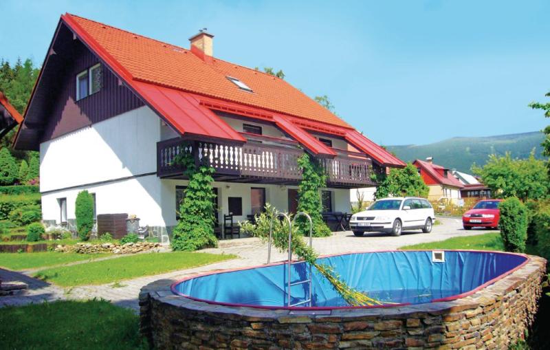 1157974,Appartement  avec piscine privée à Rokytnice N. Jizerou, Královéhradecký kraj, République Tchèque pour 4 personnes...