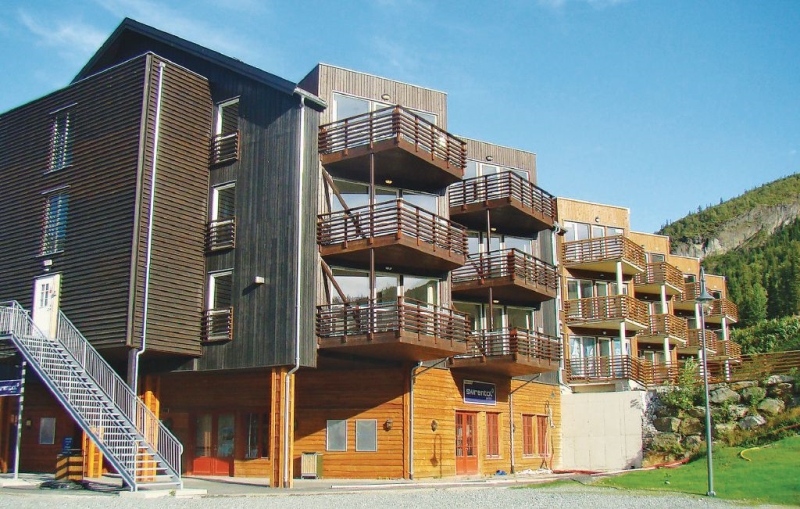Hemsedal skisenter 1158071,Appartement à Hemsedal, Hallingdal-Hemsedal, Norvège pour 6 personnes...