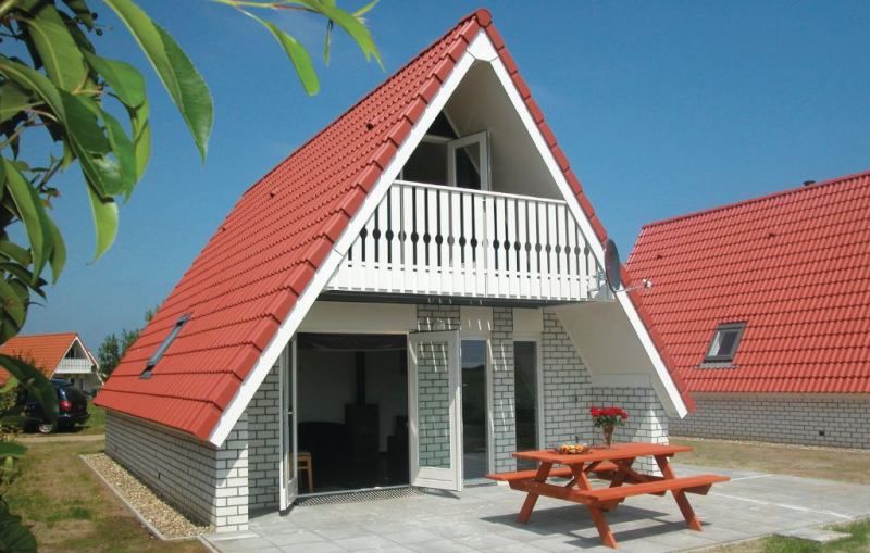 De wierdijk 1158189,Vivienda de vacaciones en Den Oever, Noord-Holland, Holanda para 6 personas...