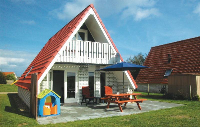 De koogdijk 1158190,Vivienda de vacaciones en Den Oever, Noord-Holland, Holanda para 6 personas...