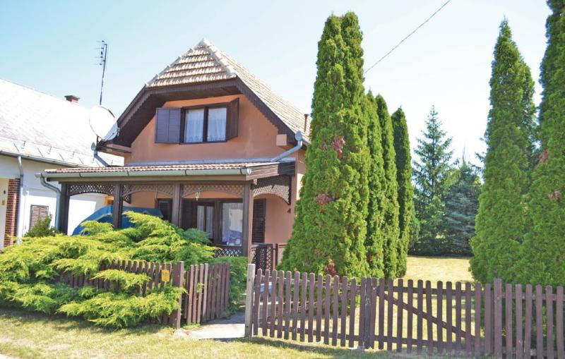 1158515,Vivienda de vacaciones en Csonkonyavisonta, Balaton Somogy, Hungría para 5 personas...