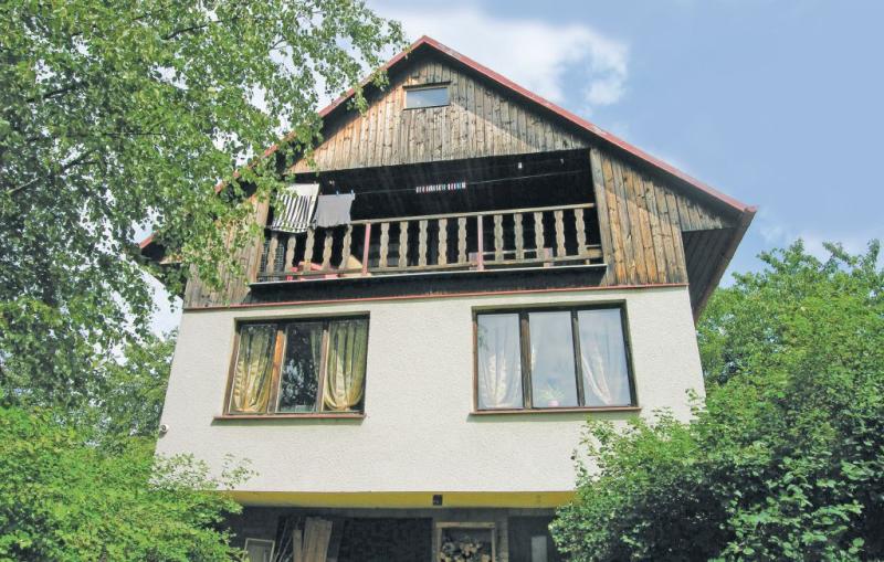 1158700,Casa en Cheb, West Bohemia, Chequia para 9 personas...
