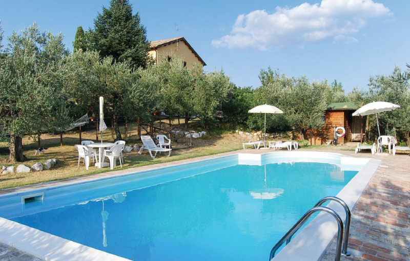 Merlot 1158814, Apartment  with private pool in Montefalco Pg, Umbria, Italy for 4 persons...