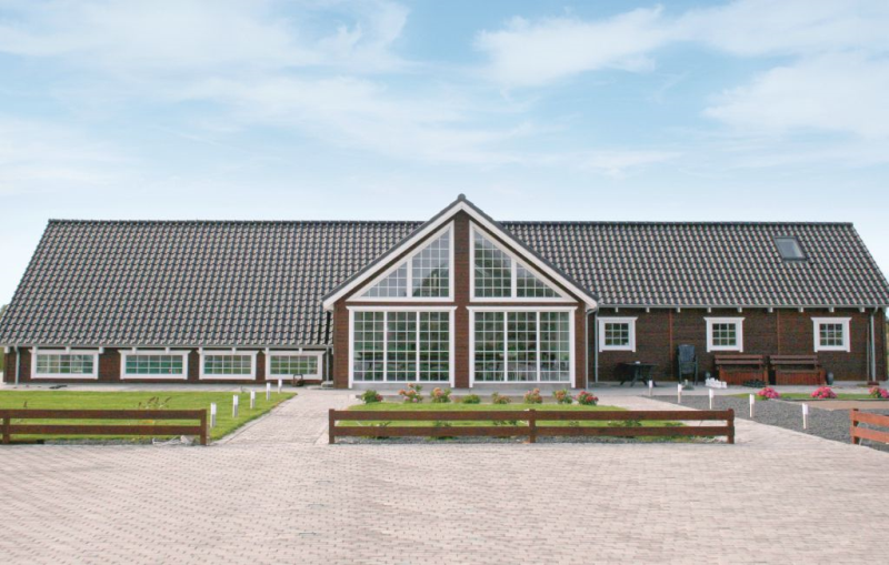 1158921,Большой дом   с частным бассейном на 32 человек в Idestrup, Lolland, Falster and Mon, в Denmark...