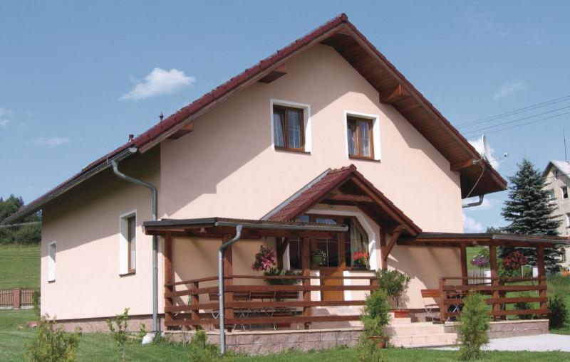 1159327,Casa en Sindelova, West Bohemia, Chequia  con piscina comunitaria para 8 personas...