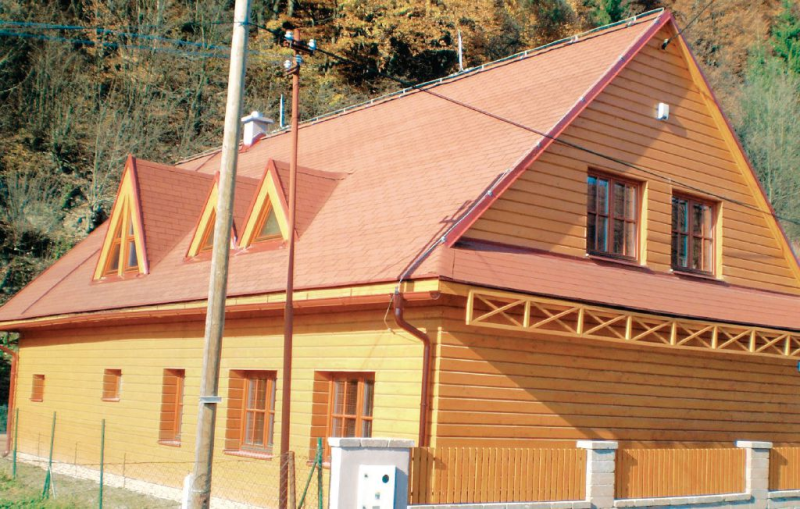 1159640,Casa en Myto Pod Dumbierom, Tatra Mountains, Eslovaquia  con piscina comunitaria para 10 personas...