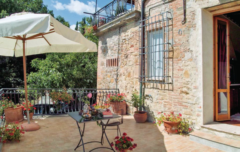 Borgo alberi 1159992,Apartamento en Montaione Fi, en Toscana, Italia  con piscina comunitaria para 5 personas...