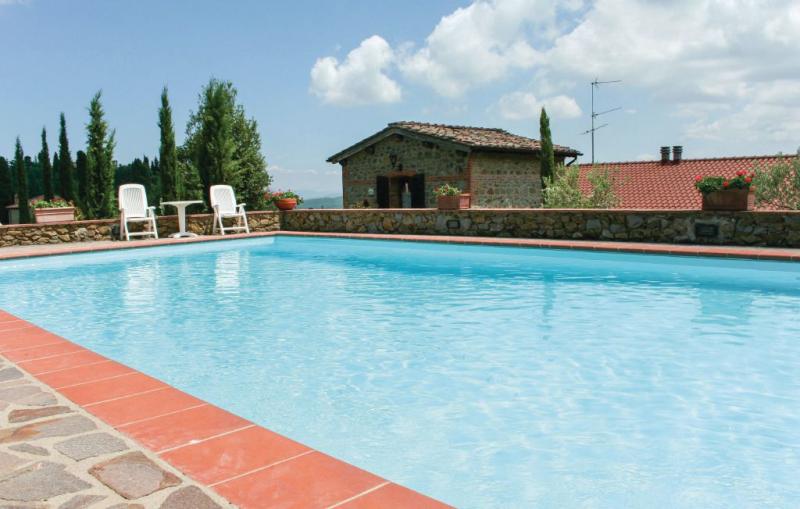 Olivo 1160343,Vivienda de vacaciones  con piscina privada en Gaiole In Chianti Si, en Toscana, Italia para 5 personas...