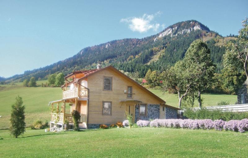1160793,Woning in Liptovska Sielnica, Tatra Mountains, Slowakije voor 5 personen...