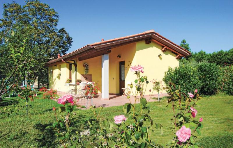 La casina 1161178,Casa en Fornacette Pi, en Toscana, Italia  con piscina comunitaria para 4 personas...