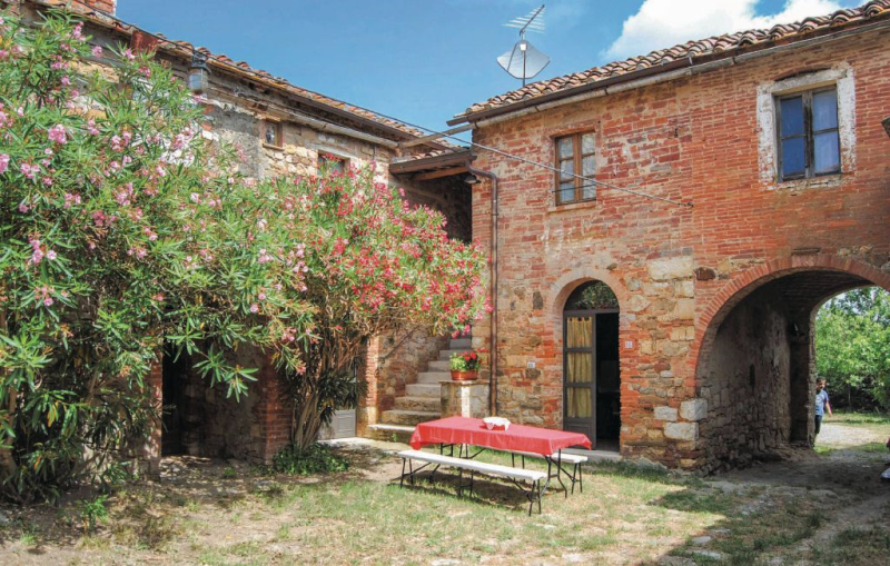 Farneta 1161271,Apartamento  con piscina privada en Lucignano, en Toscana, Italia para 10 personas...