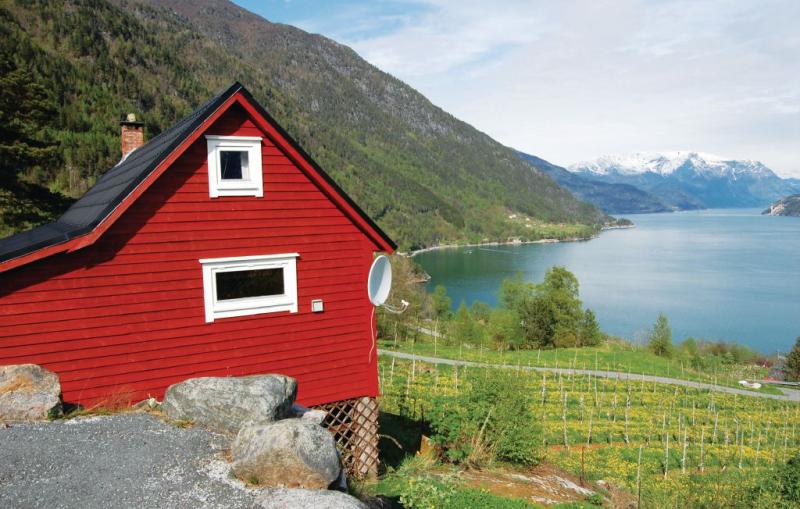 1161552,Casa en Vallavik, Hordaland, Noruega para 7 personas...