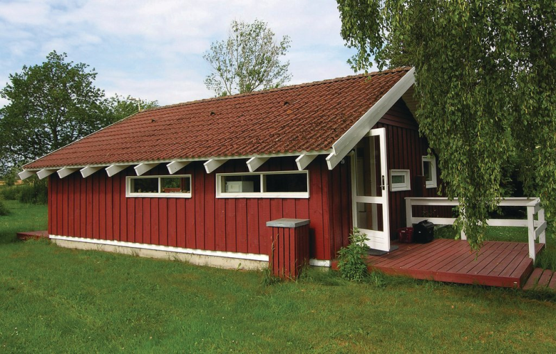 1162050,Casa en Tranekær, Funen, Dinamarca para 4 personas...