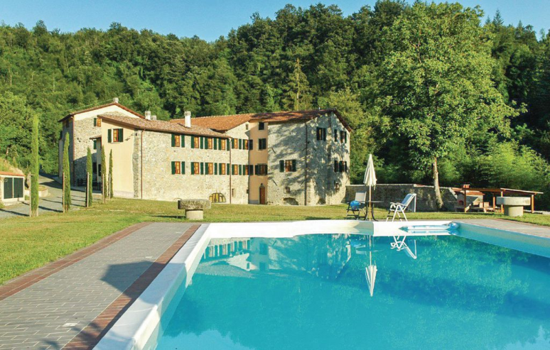 Fate e folletti 1162246,Vivienda de vacaciones en Fivizzano Ms, en Toscana, Italia  con piscina privada para 7 personas...