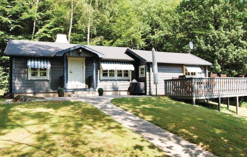 1162282,Casa en Munka-Ljungby, Schonen, Suecia para 4 personas...