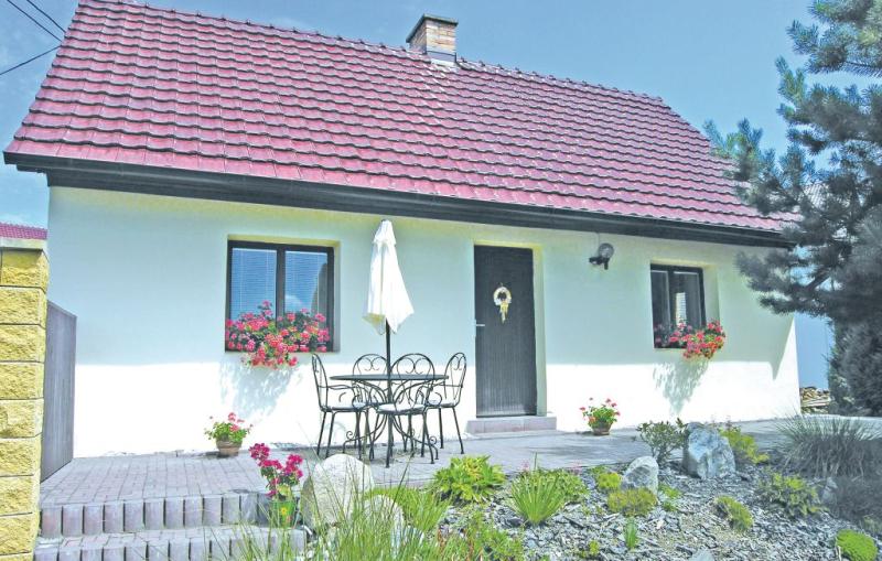 1162543,Casa  con piscina comunitaria en Svihov, Jihoceský kraj, Chequia para 6 personas...