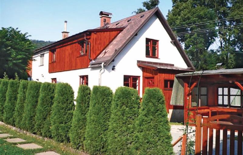 1162549,Apartamento  con piscina comunitaria en Zelezny Brod, East Bohemia, Chequia para 6 personas...