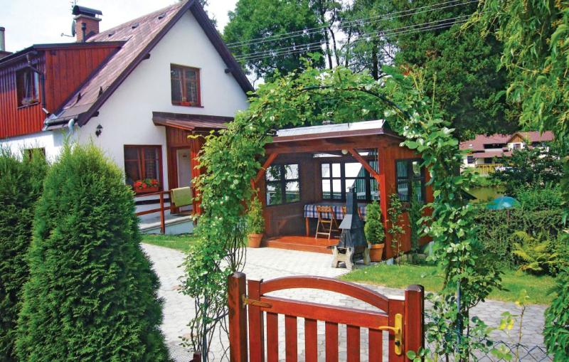 1162550,Apartamento  con piscina comunitaria en Zelezny Brod, East Bohemia, Chequia para 6 personas...