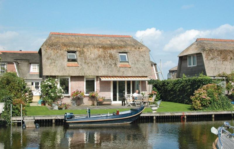 1162890,Vivienda de vacaciones en Breukelen, Utrecht, Holanda para 4 personas...