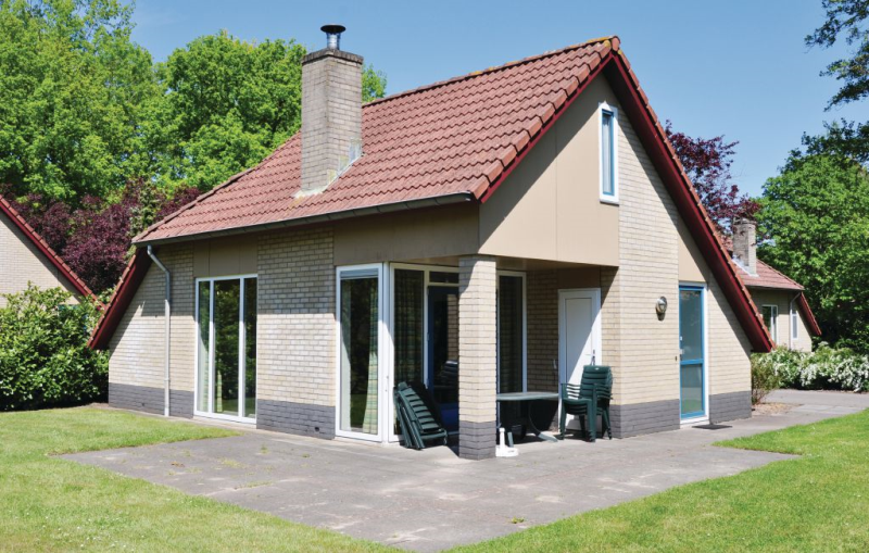 Gerner  6 pers bungalow 1163296, Holiday house in Dalfsen, Overijssel, Netherlands  with communal pool for 6 persons...