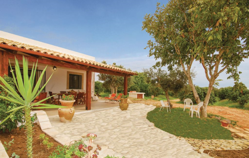 Arancio 1163298,Casa en Menfi Ag, Sicily, Italia para 6 personas...