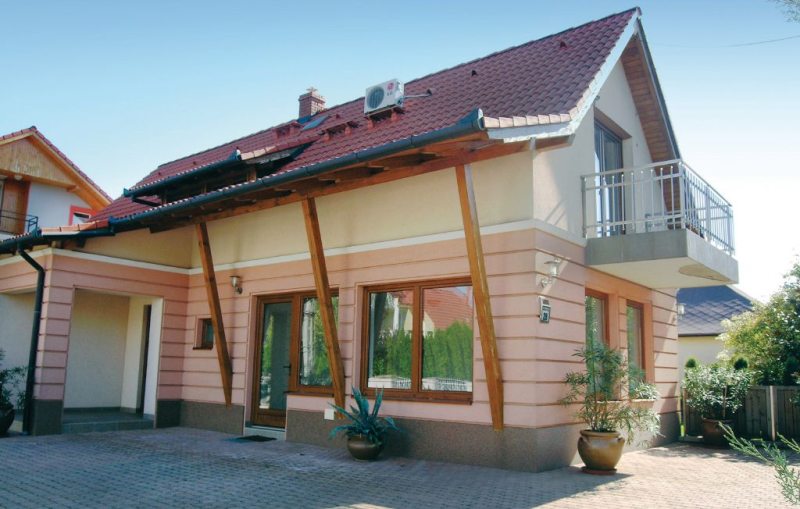 1163349,Apartamento en Héviz, Balaton Felvidek, Hungría para 4 personas...