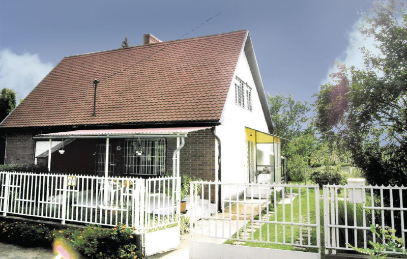 1163371,Vivienda de vacaciones en Siófok-Sóstó, Balaton Somogy, Hungría para 4 personas...