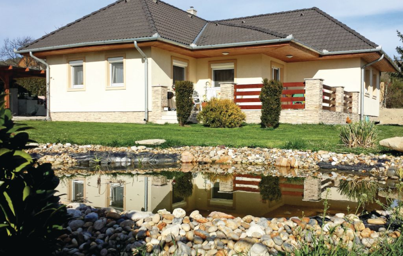 1163605,Holiday house  with private pool in Vonyarcvashegy, Balaton Felvidek, Hungary for 4 persons...