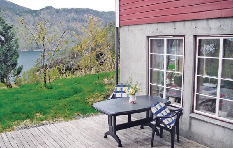 1164377,Apartamento en Skjoldastraumen, Rogaland, Noruega para 5 personas...