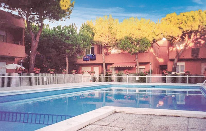Piazzetta  bilocale 1164656,Apartamento en Rosolina Mare Ro, Veneto, Italia  con piscina privada para 4 personas...