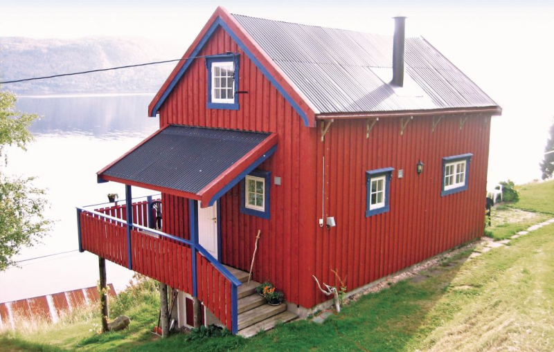 1164731,Casa en Follafoss, Central Norway, Noruega para 5 personas...