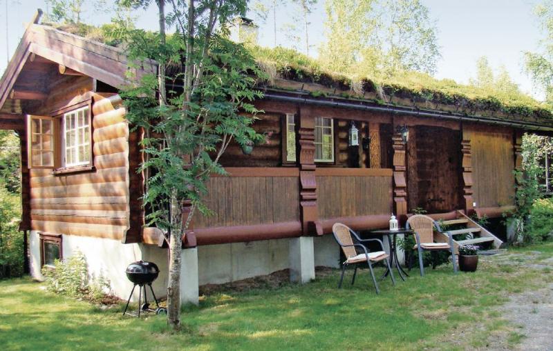 1165353,Casa en Vråliosen, Telemark-Indre Agder, Noruega para 4 personas...
