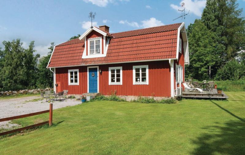 1165358,Casa en Holmsjö, Blekinge, Suecia para 6 personas...