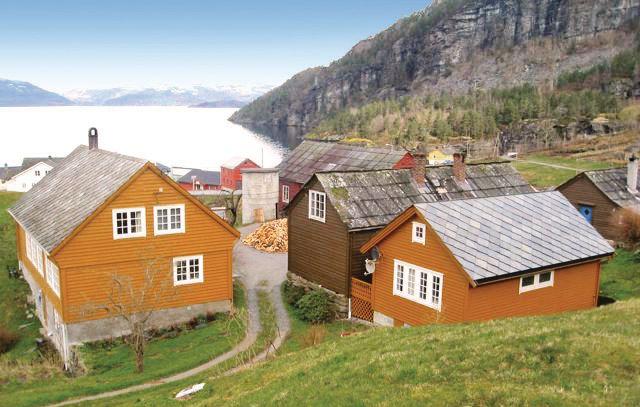 1166092,Casa en Herand, Hordaland, Noruega para 4 personas...