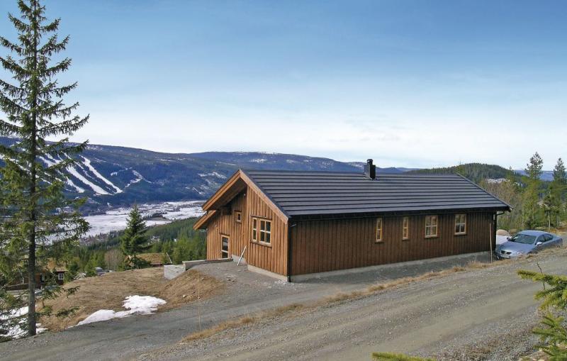1166948,Casa en Trysil, Østerdalen, Noruega para 7 personas...