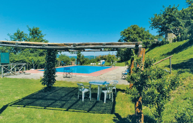 Assunta 5 1168600,Casa  con piscina privada en Cortona, en Toscana, Italia para 9 personas...
